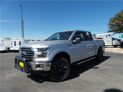 2017 F-150 SuperCrew Cab 4x4, Pickup #175269 - photo 1
