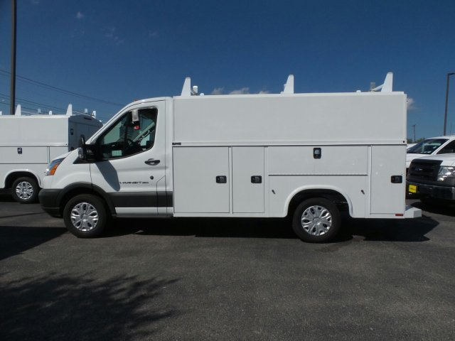 2017 Transit 350 Service Utility Van #176919 - photo 3