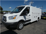 2017 Transit 350 Service Utility Van #176919 - photo 1