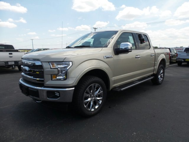 2017 F-150 Crew Cab 4x4 Pickup #177275 - photo 1