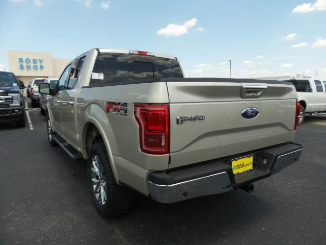 2017 F-150 Crew Cab 4x4 Pickup #177275 - photo 2