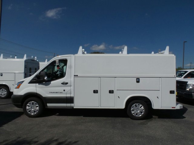 2017 Transit 350 Service Utility Van #177441 - photo 3