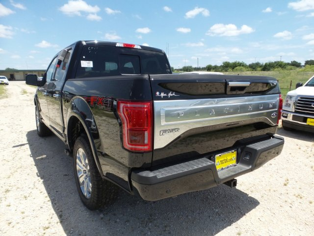 2017 F-150 Crew Cab 4x4 Pickup #177662 - photo 2