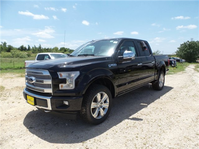 2017 F-150 Crew Cab 4x4 Pickup #177662 - photo 1
