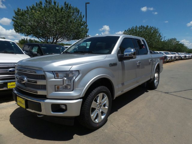 2017 F-150 Crew Cab 4x4 Pickup #177727 - photo 1