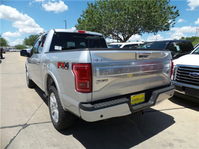 2017 F-150 Crew Cab 4x4 Pickup #177727 - photo 2