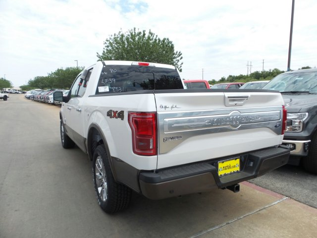 2017 F-150 Crew Cab 4x4 Pickup #177743 - photo 2
