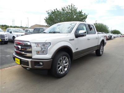 2017 F-150 Crew Cab 4x4 Pickup #177743 - photo 1