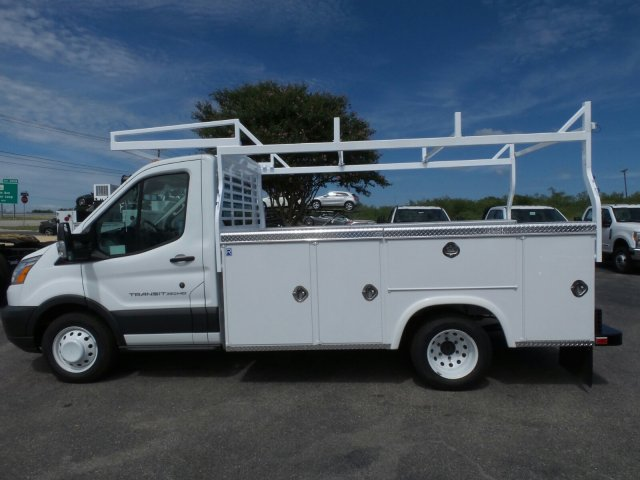 2017 Transit 350 HD Low Roof DRW, Service Body #177982 - photo 3