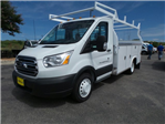 2017 Transit 350 HD Low Roof DRW, Service Body #177982 - photo 1
