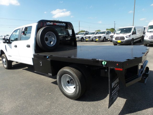 2017 F-350 Crew Cab DRW 4x4, Platform Body #177990 - photo 2