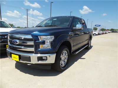 2017 F-150 Crew Cab 4x4, Pickup #178101 - photo 1