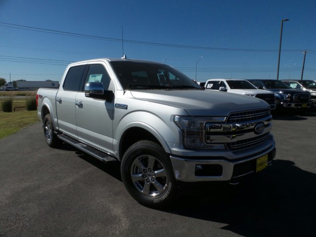 2018 F-150 Crew Cab 4x4, Pickup #180058 - photo 1
