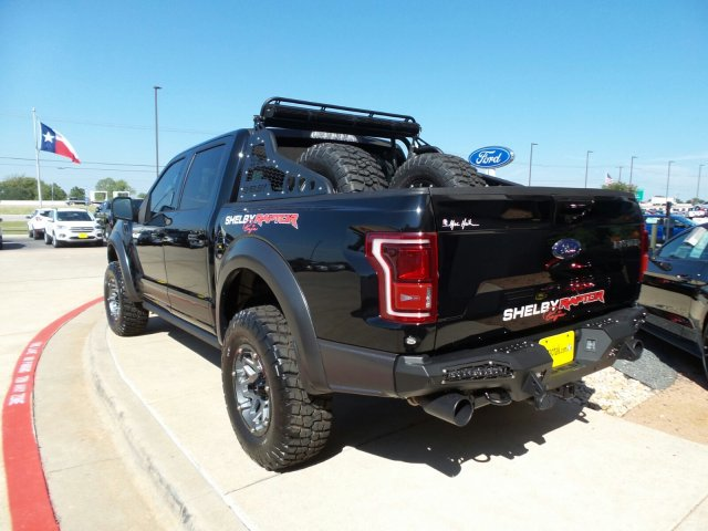 2018 F-150 Crew Cab 4x4 Pickup #180085 - photo 4