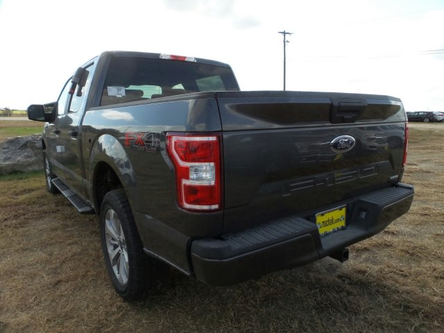 2018 F-150 Crew Cab 4x4 Pickup #180094 - photo 2