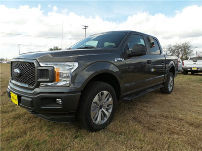 2018 F-150 Crew Cab 4x4 Pickup #180094 - photo 1