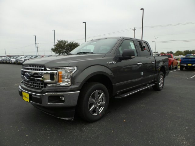2018 F-150 SuperCrew Cab 4x2,  Pickup #180202 - photo 1
