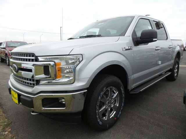 2018 F-150 SuperCrew Cab 4x4,  Pickup #180204 - photo 1