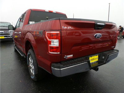 2018 F-150 SuperCrew Cab 4x4,  Pickup #180311 - photo 2