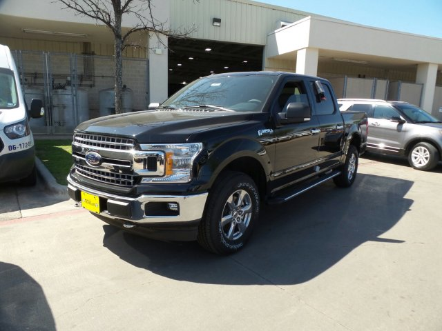 2018 F-150 SuperCrew Cab 4x4,  Pickup #180312 - photo 1