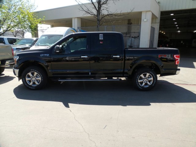 2018 F-150 SuperCrew Cab 4x4,  Pickup #180312 - photo 4