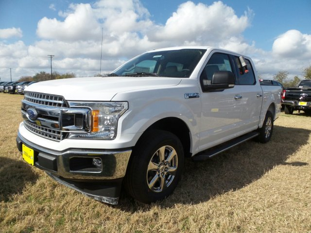2018 F-150 SuperCrew Cab,  Pickup #180332 - photo 1