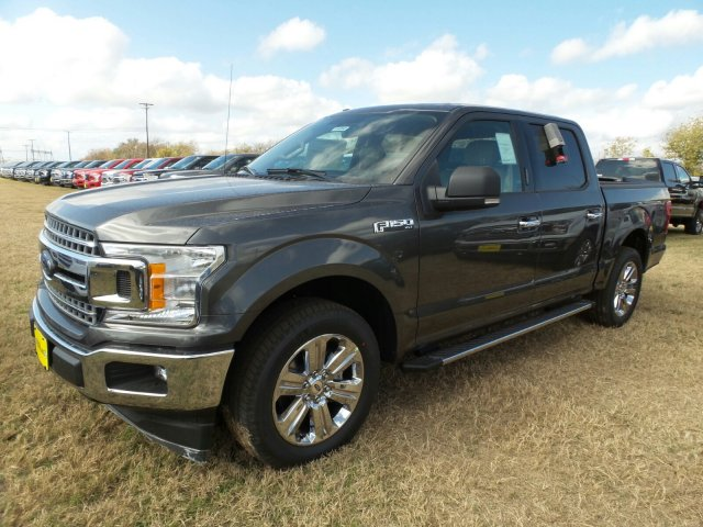 2018 F-150 SuperCrew Cab 4x2,  Pickup #180353 - photo 1