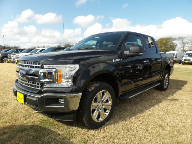 2018 F-150 SuperCrew Cab 4x4,  Pickup #180359 - photo 1