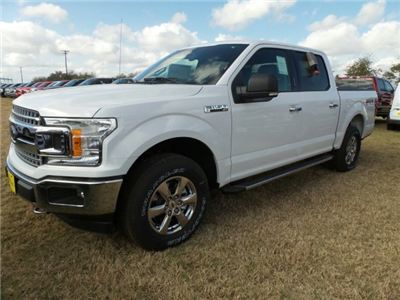 2018 F-150 SuperCrew Cab 4x4,  Pickup #180361 - photo 1
