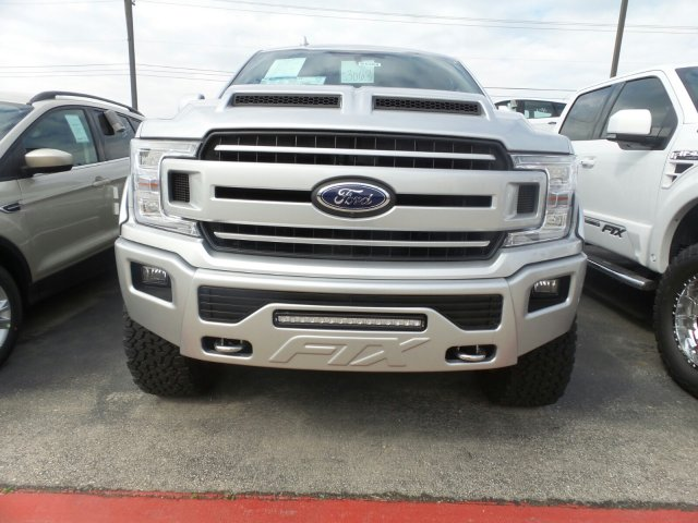 2018 F-150 SuperCrew Cab 4x4,  Pickup #180364 - photo 3