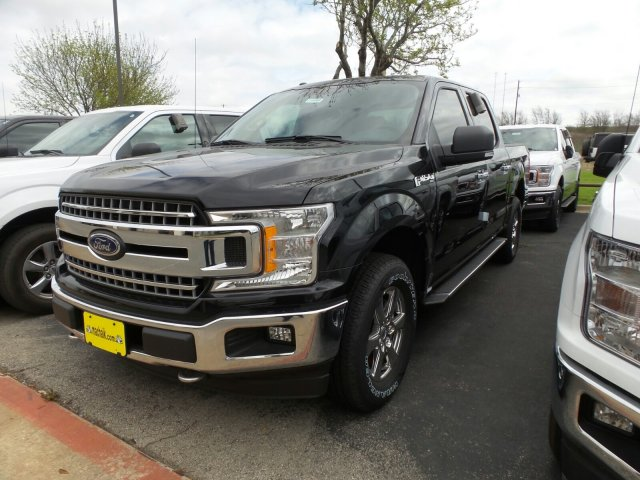 2018 F-150 SuperCrew Cab 4x4,  Pickup #180388 - photo 1