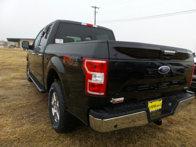2018 F-150 SuperCrew Cab 4x4,  Pickup #180404 - photo 2