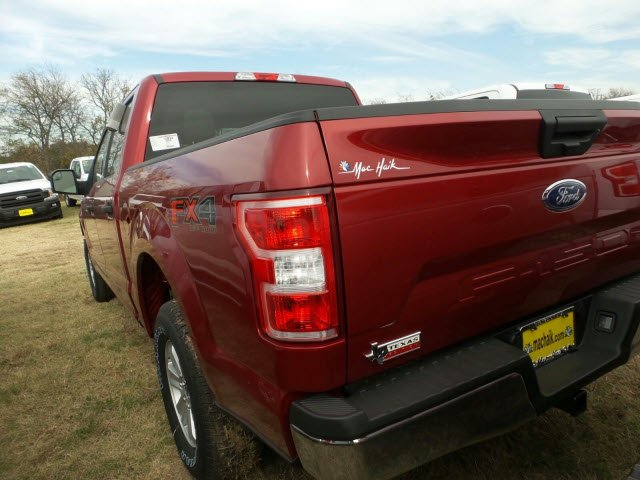 2018 F-150 SuperCrew Cab 4x4,  Pickup #180419 - photo 2