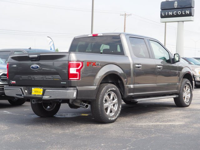2018 F-150 SuperCrew Cab 4x4,  Pickup #180493 - photo 5