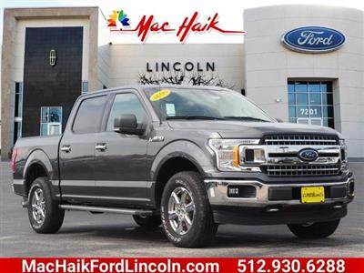 2018 F-150 SuperCrew Cab 4x4,  Pickup #180493 - photo 1