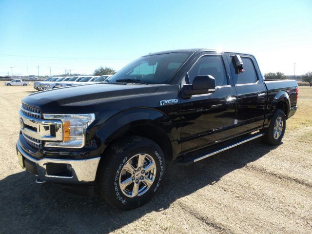 2018 F-150 SuperCrew Cab 4x4,  Pickup #180597 - photo 1