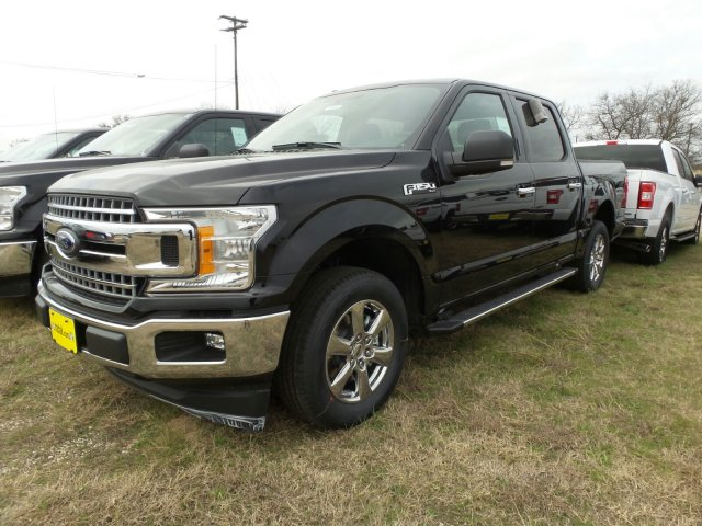 2018 F-150 SuperCrew Cab 4x2,  Pickup #180742 - photo 1