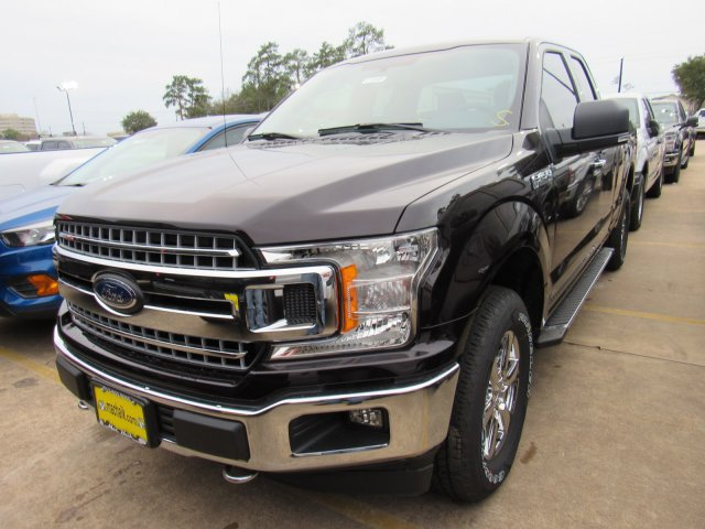 2018 F-150 Super Cab 4x4,  Pickup #181013 - photo 1