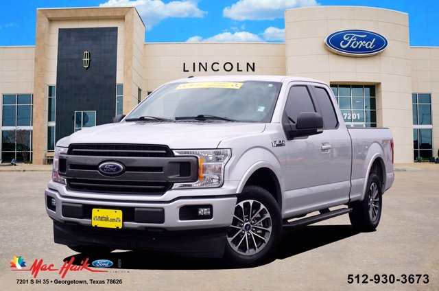 2018 F-150 Super Cab 4x2,  Pickup #181136 - photo 1