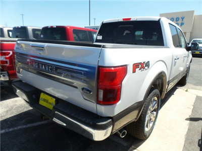 2018 F-150 SuperCrew Cab 4x4,  Pickup #181306 - photo 2