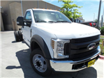 2018 F-550 Regular Cab DRW, Cab Chassis #181589 - photo 1
