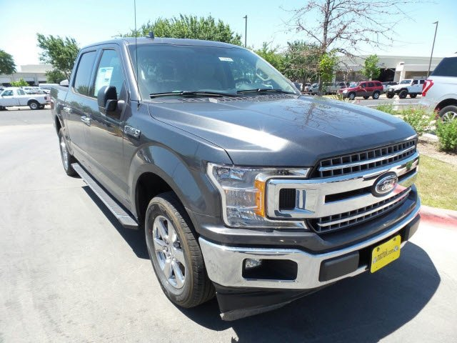 2018 F-150 SuperCrew Cab 4x2,  Pickup #181635 - photo 1