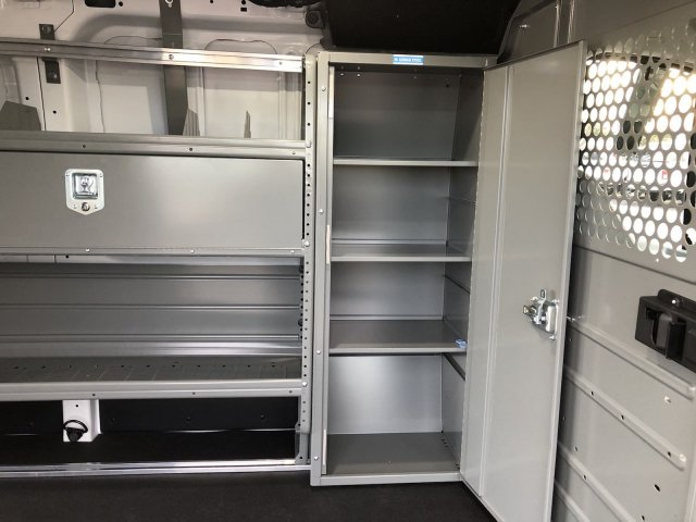 2018 Transit 350 Low Roof 4x2,  Upfitted Cargo Van #182221 - photo 10
