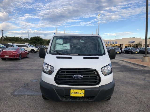 2018 Transit 350 Low Roof 4x2,  Upfitted Cargo Van #182221 - photo 4