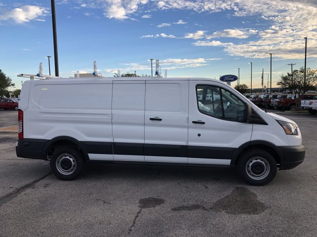 2018 Transit 350 Low Roof 4x2,  Upfitted Cargo Van #182221 - photo 5