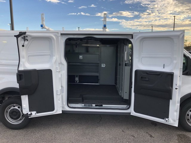 2018 Transit 350 Low Roof 4x2,  Upfitted Cargo Van #182221 - photo 6