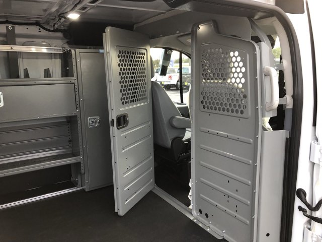 2018 Transit 350 Low Roof 4x2,  Upfitted Cargo Van #182221 - photo 9