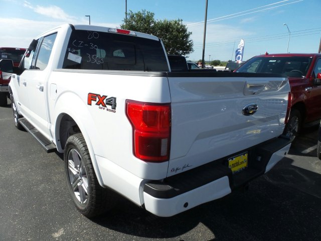 2018 F-150 SuperCrew Cab 4x4,  Pickup #182291 - photo 2