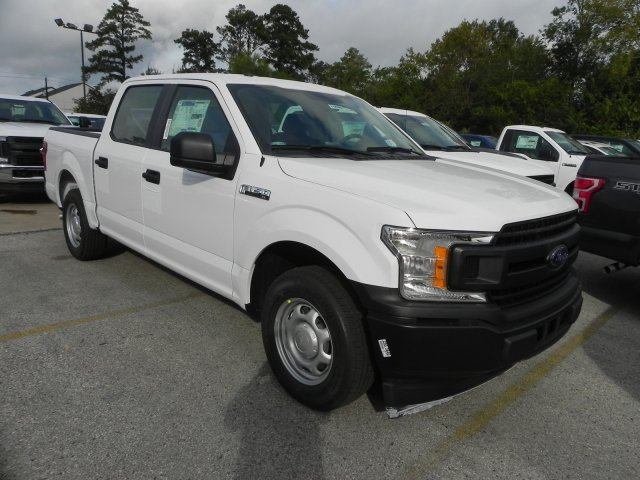 2018 F-150 SuperCrew Cab 4x2,  Pickup #182328 - photo 4