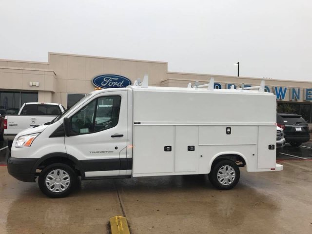 2018 Transit 350 4x2,  Service Utility Van #182338 - photo 1